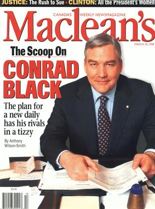 MARCH 30, 1998 | Maclean's
