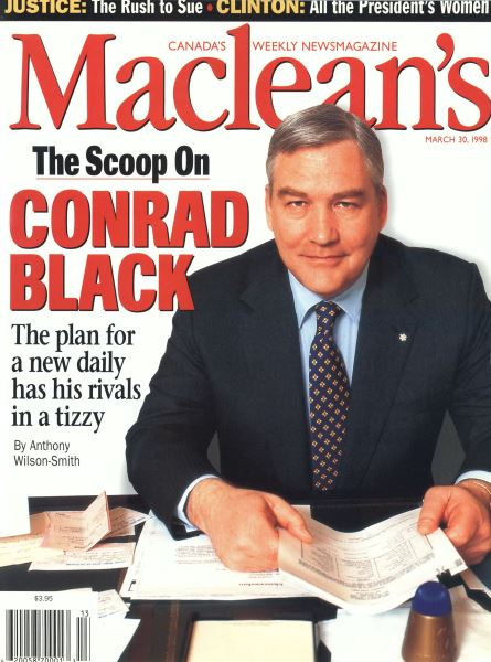 Issue: - March 1998 | Maclean's
