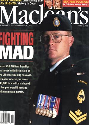 APRIL 13, 1998 | Maclean's