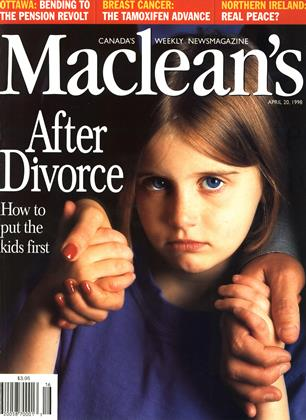 Cover for the April 20 1998 issue