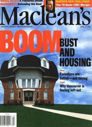APRIL 27, 1998 | Maclean's