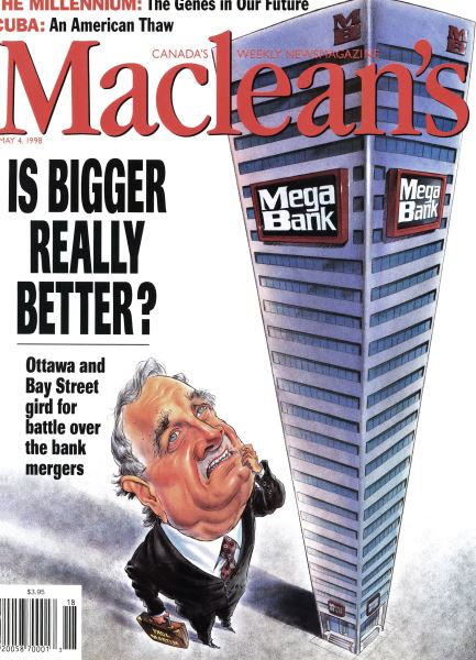 Issue: - May 1998 | Maclean's