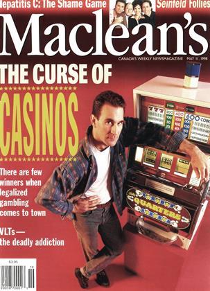 MAY 11, 1998 | Maclean's