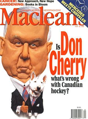MAY 18, 1998 | Maclean's