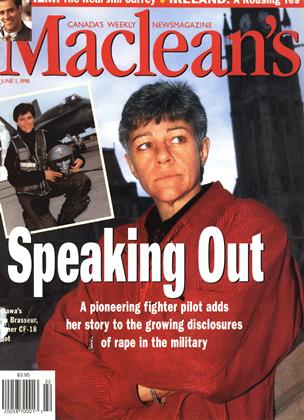 Cover for the June 1 1998 issue