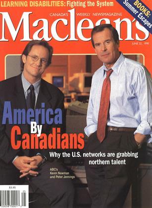 JUNE 22, 1998 | Maclean's