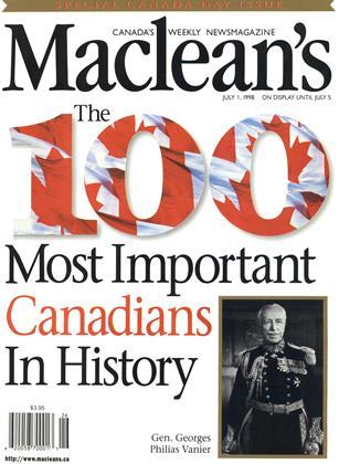 JULY 1, 1998 | Maclean's