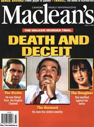 JULY 6, 1998 | Maclean's
