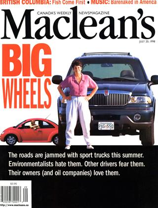JULY 20, 1998 | Maclean's