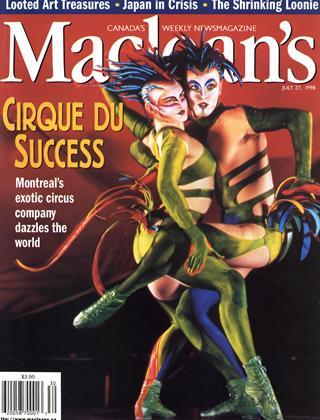 JULY 27, 1998 | Maclean's