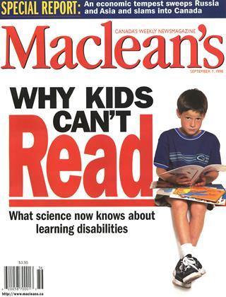 SEPTEMBER 7, 1998 | Maclean's