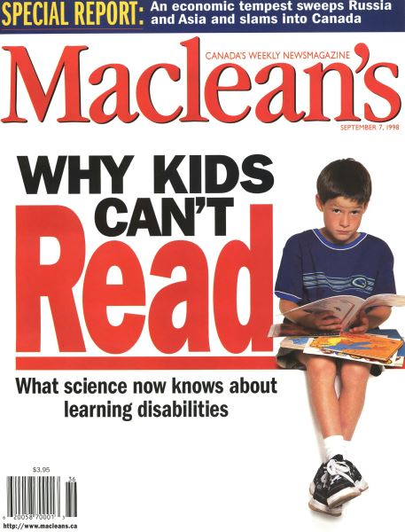 Issue: - September 1998 | Maclean's