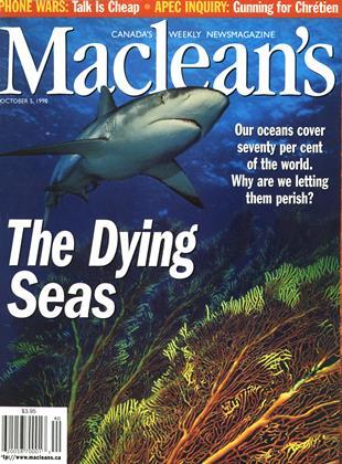 OCTOBER 5, 1998 | Maclean's