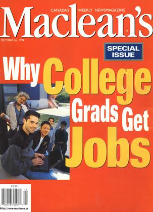 OCTOBER 26, 1998 | Maclean's