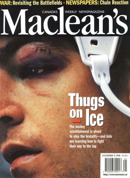 Issue: - November 1998 | Maclean's
