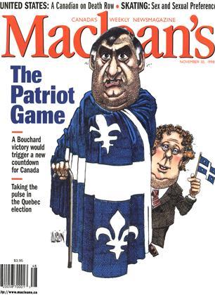 NOVEMBER 30, 1991 | Maclean's