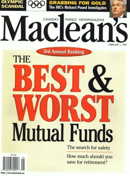 Issue: - February 1999 | Maclean's