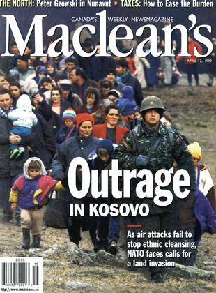 APRIL 12, 1999 | Maclean's
