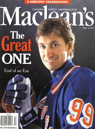 APRIL 26, 1999 | Maclean's