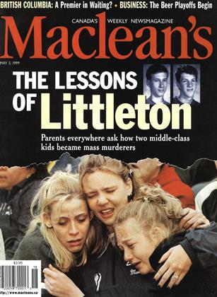 Cover for the May 3 1999 issue