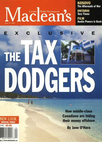 Issue: - June 1999 | Maclean's