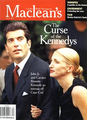 Cover for the July 26 1999 issue
