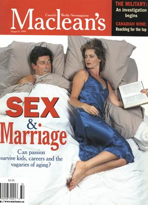 Cover for the August 9 1999 issue