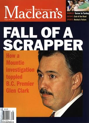 August 30, 1999 | Maclean's