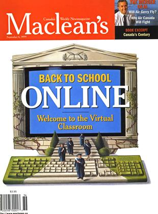 Cover for the September 6 1999 issue