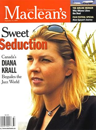Cover for the September 13 1999 issue