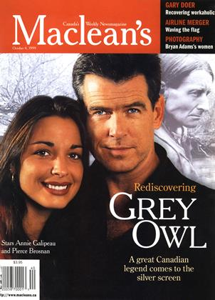 Cover for the October 4 1999 issue