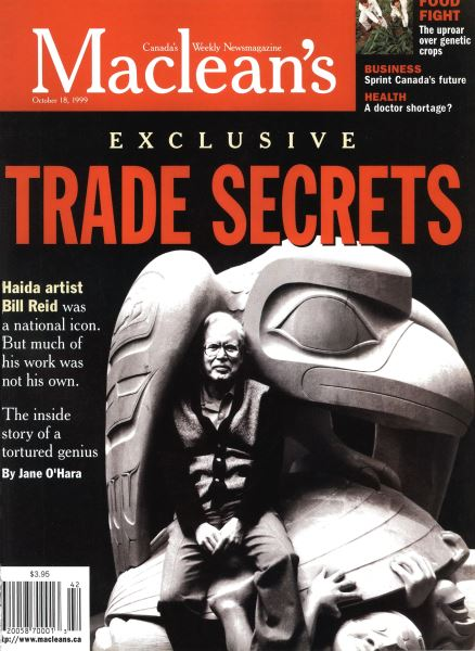 Issue: - October 1999 | Maclean's