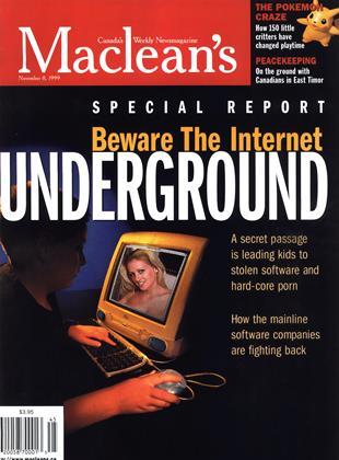 November 8, 1999 | Maclean's