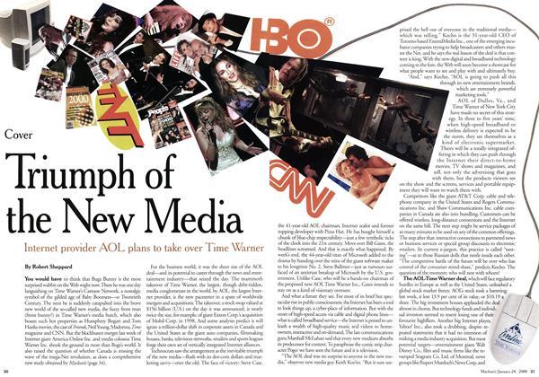 Triumph of the New Media