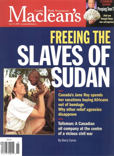 Issue: - April 2000 | Maclean's