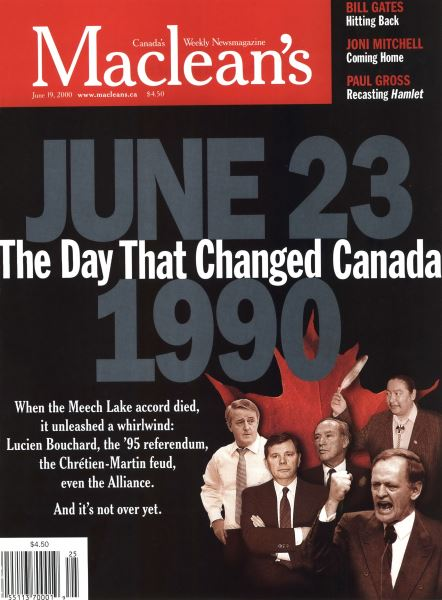 Issue: - June 2000 | Maclean's