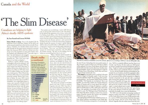 'The Slim Disease'