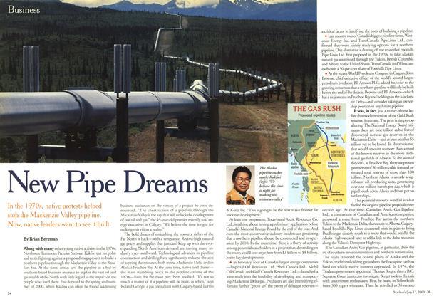 New Pipe Dreams