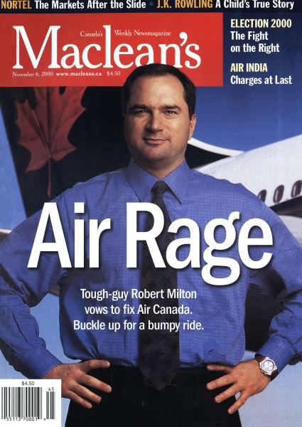 Issue: - November 2000 | Maclean's