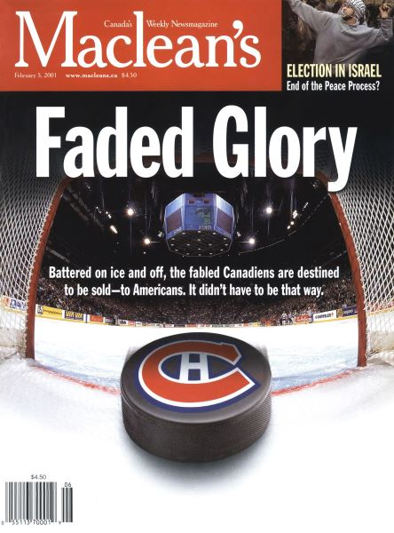 Issue: - February 2001 | Maclean's