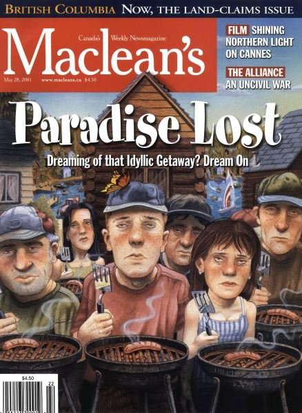 Issue: - May 28,2001 | Maclean's