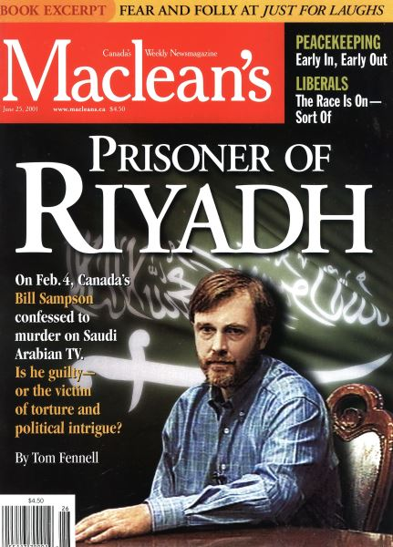 Issue: - June 2001 | Maclean's