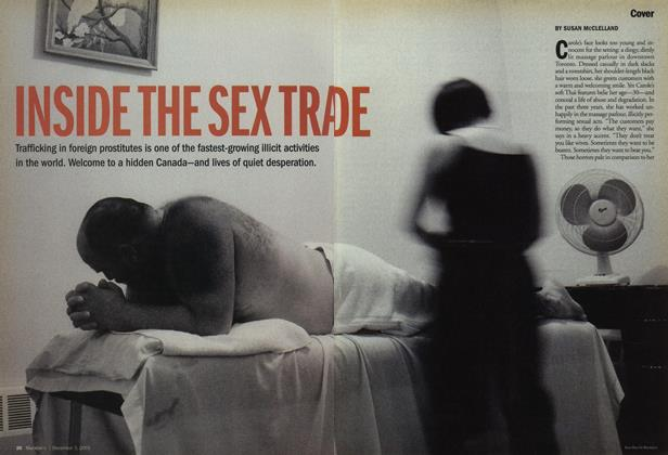 INSIDE THE SEX TRADE