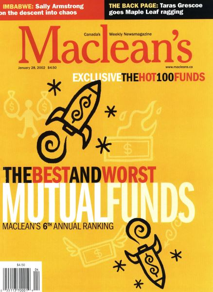 Issue: - January 2002 | Maclean's