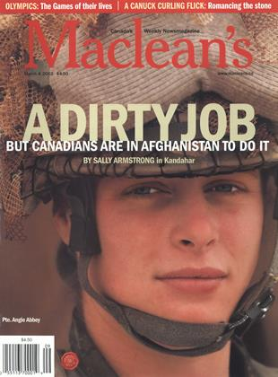 Cover for the March 4 2002 issue