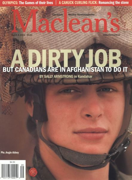 Issue: - March 4,2002 | Maclean's