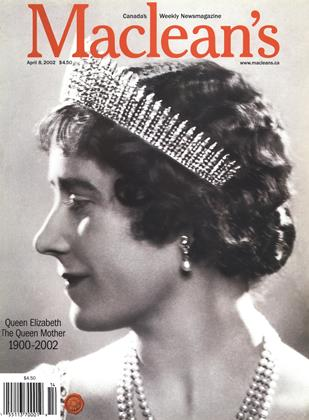 Cover for the April 8 2002 issue