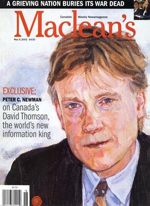 Cover for the May 6 2002 issue