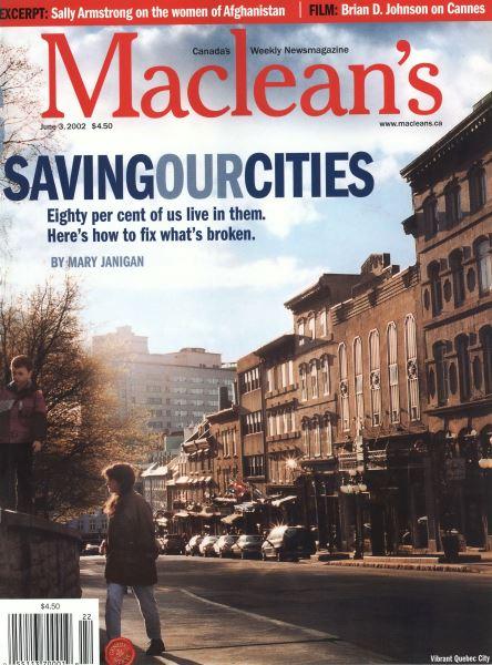 Issue: - June 2002 | Maclean's
