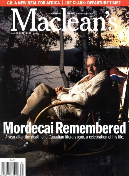 Issue: - June 2002 | Maclean's